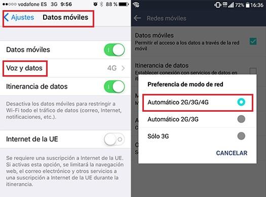 Come attivare la connessione 4G del mio smartphone? Guida passo passo 3