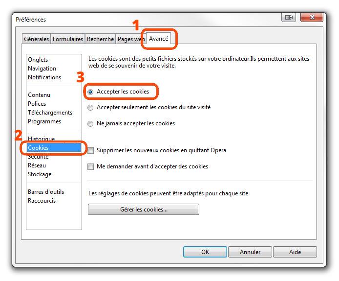 Come abilitare o disabilitare i cookie da tutti i browser? Guida passo passo 11