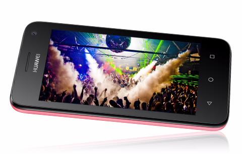 Come fare uno screenshot su un Huawei Y210, Y360 e G610 2