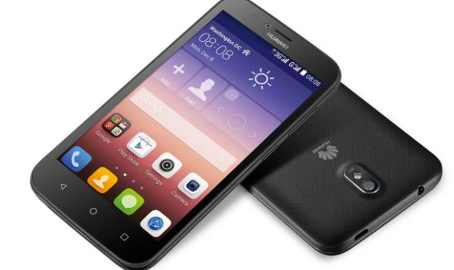 Come fare uno screenshot su un Huawei Y210, Y360 e G610 3