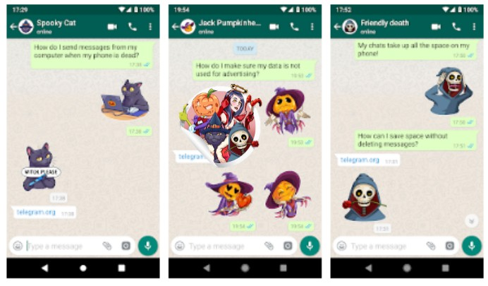 Quali sono i migliori pacchetti di adesivi per WhatsApp Messenger da scaricare gratuitamente su Android? Elenco 2019 16