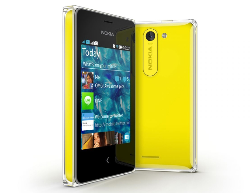 Come resettare Hard un Nokia 503 1