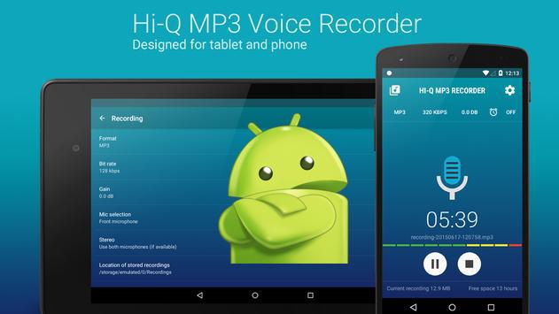 Quali sono le migliori applicazioni di registrazione vocale per Android? Elenco 2019 6