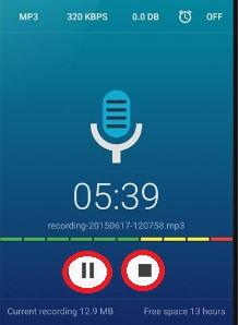 Quali sono le migliori app per registrare memo audio o vocali su telefoni Android? Elenco 2019 4