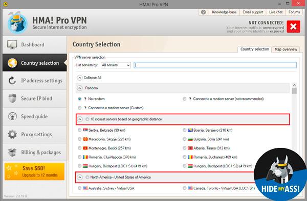 Quali sono le migliori VPN per il Venezuela ed evitano la censura di Internet? Elenco 2019 8