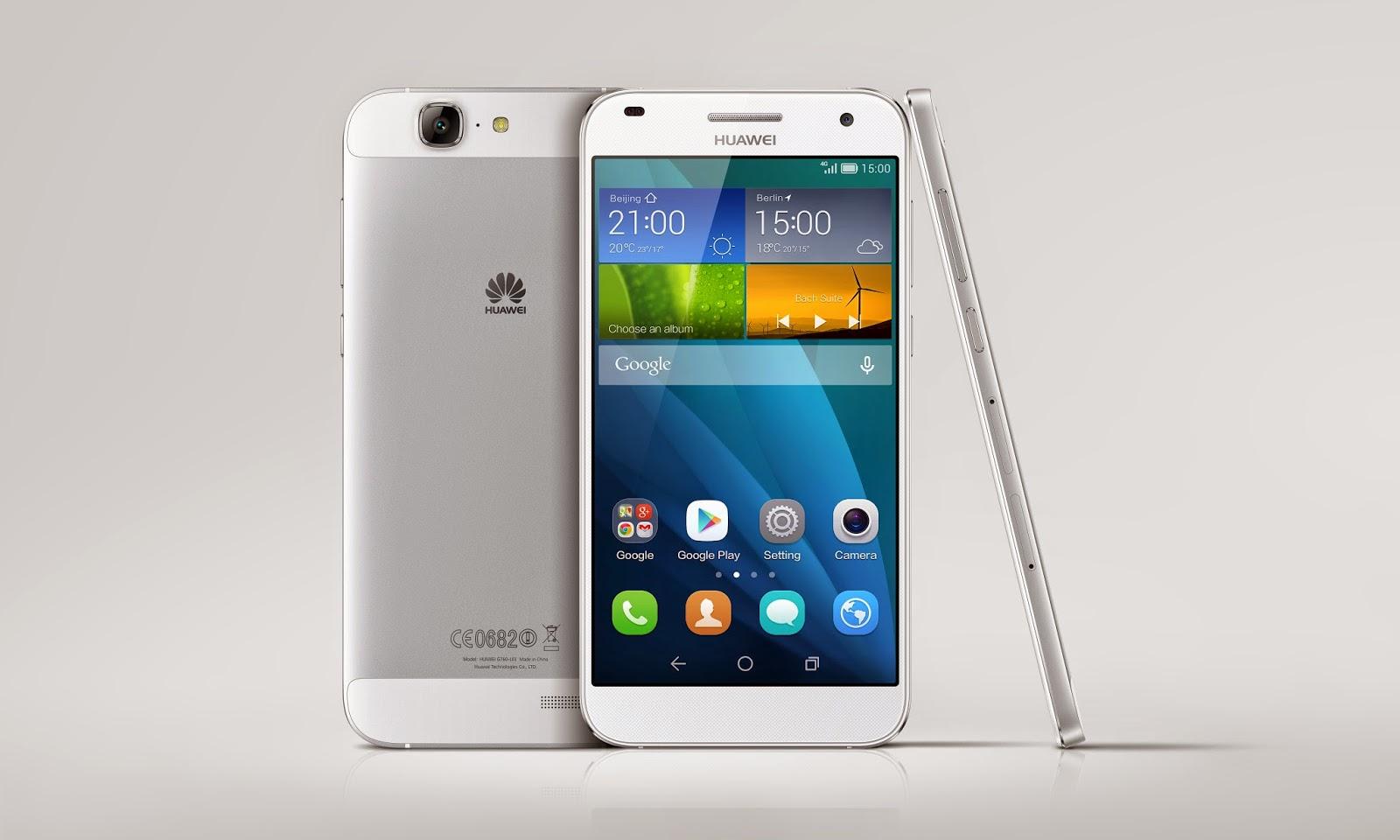 Ecco come si cambia la lingua del telefono Huawei 1