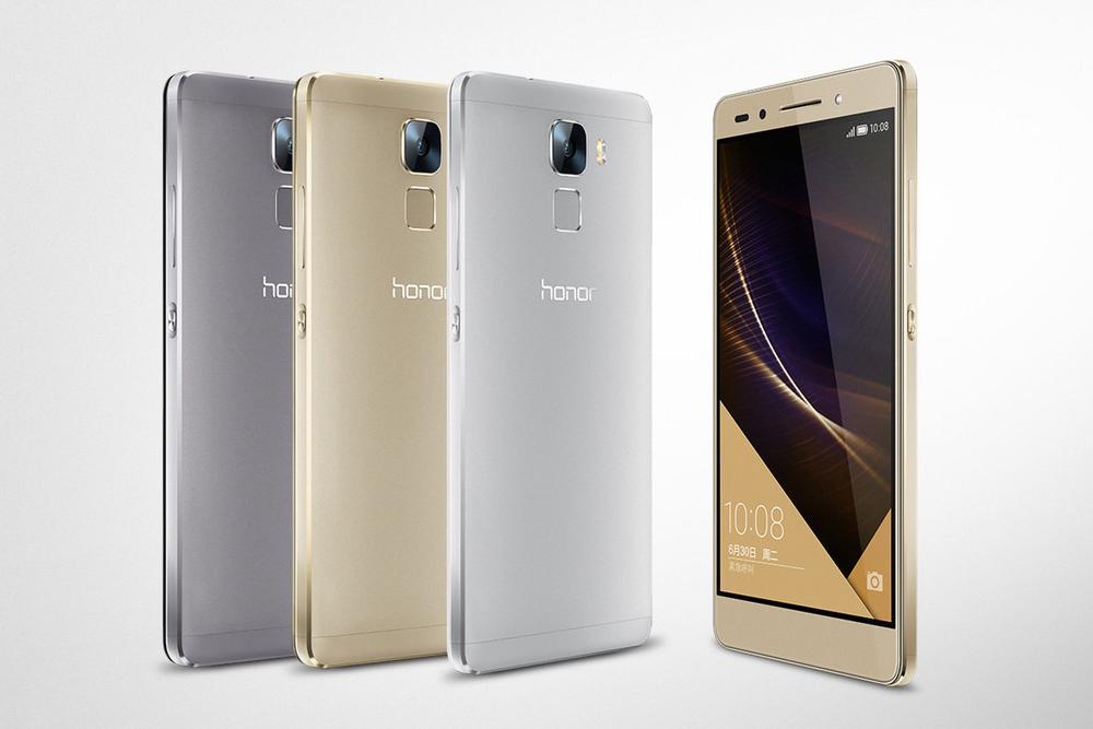 Honor 7 - Un telefono di fascia alta a metà prezzo 1