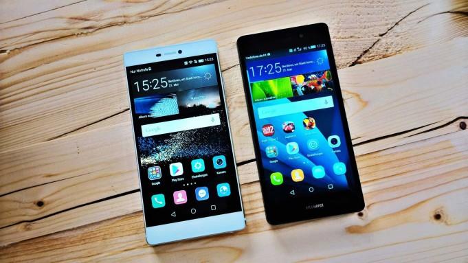Huawei P8 Lite vs Huawei P8: quale è più raccomandato? 1