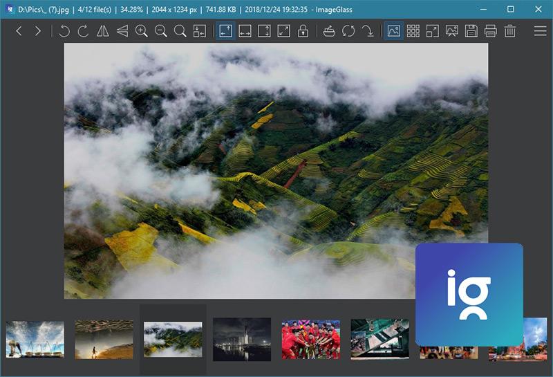 Quali sono i migliori programmi e applicazioni per visualizzare le foto su Windows? Elenco 2019 12