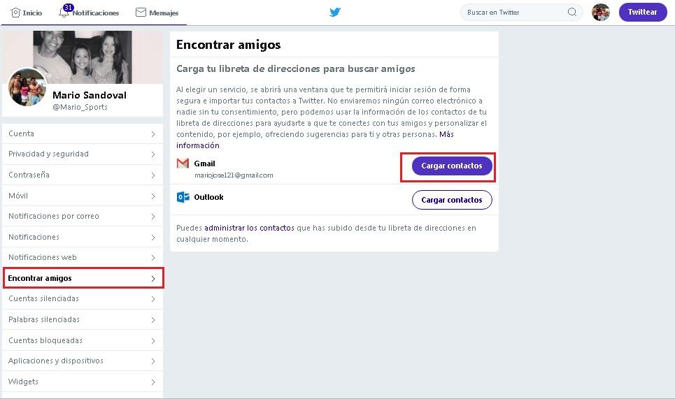 Come trovare una persona su Twitter e trovarla? Guida passo passo 3