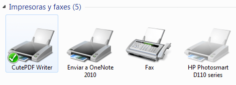 Stampanti virtuali PDF 5