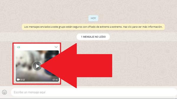 Come scaricare i video di WhatsApp Messenger sul tuo computer Windows e Mac? Guida passo passo 3