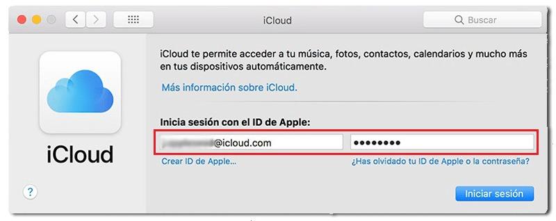 Come accedere ad Apple iCloud? Guida passo passo 3