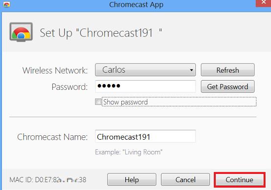 Come configurare Chromecast? Chromecast.com/Setup 18