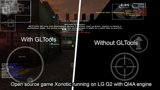 Come usare GLTools su Android? 1
