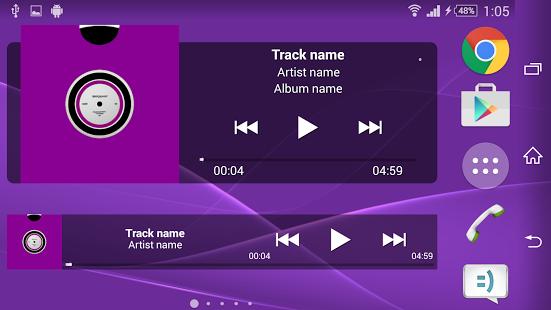 Installa Walkman su Android 2