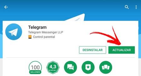 Come aggiornare Telegram Messenger all'ultima versione? Guida passo passo 1