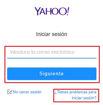 Come accedere a Yahoo in spagnolo in modo facile e veloce? Guida passo passo 2