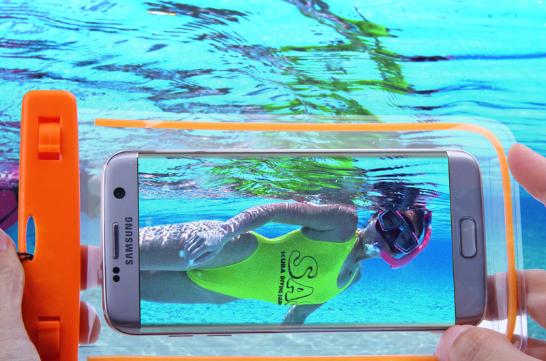 Il Samsung Galaxy J5 e il J5 Prime sono resistenti all'acqua? 1
