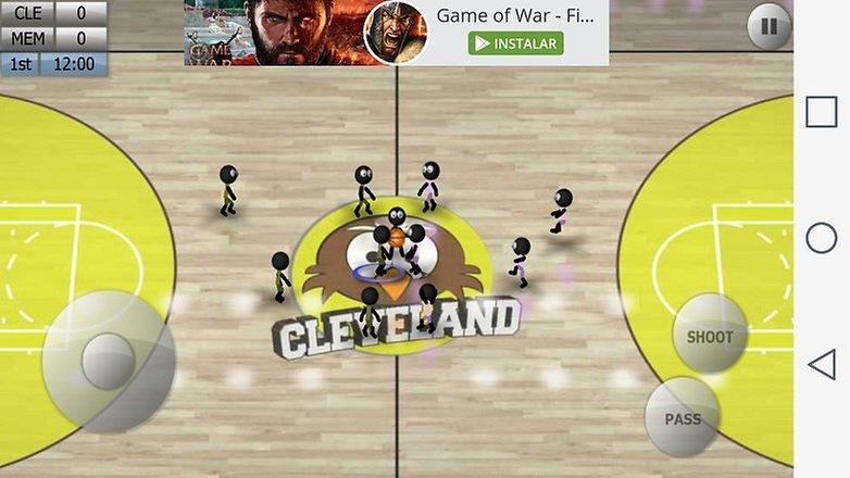 I migliori giochi di basket per Android 1