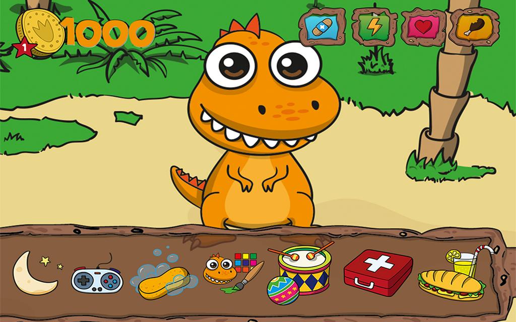Giochi di dinosauri per tutte le età 1