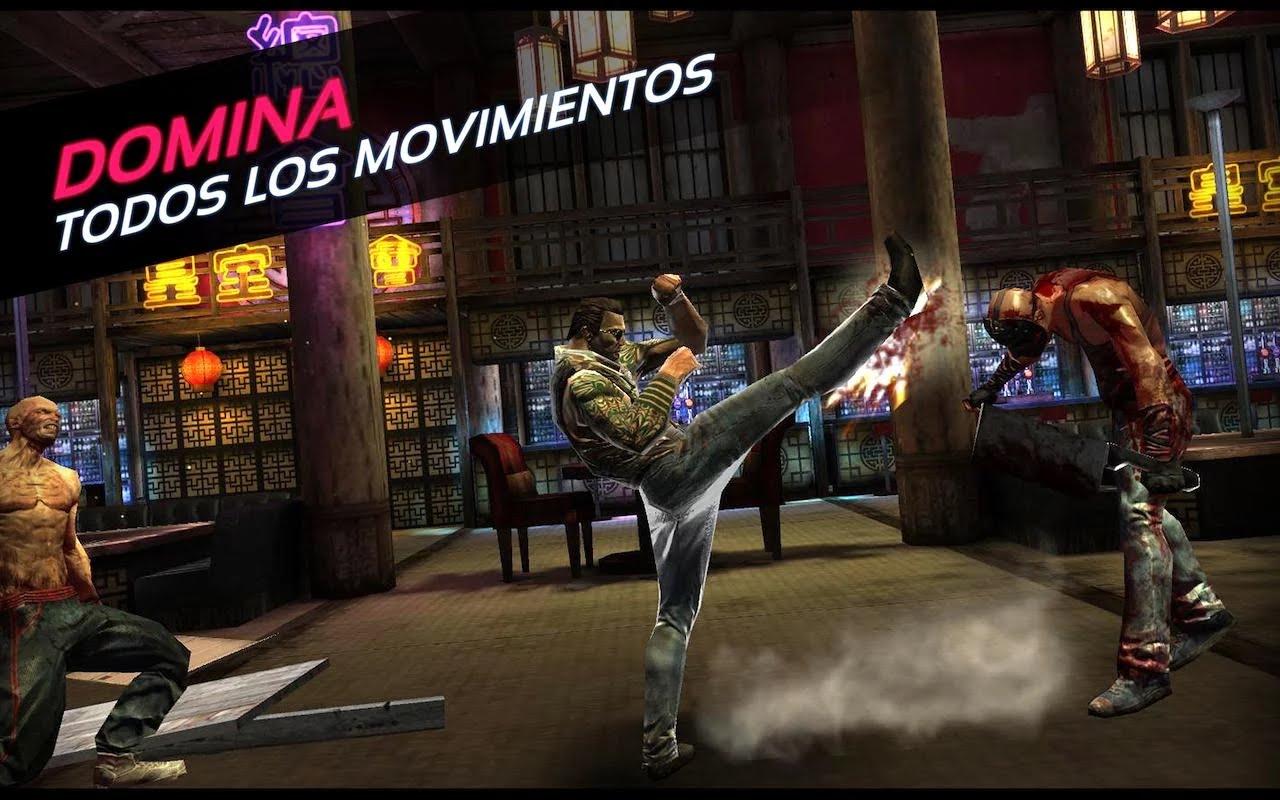 Giochi simili a Tekken per Android [I migliori giochi di combattimenti e combattimenti] 9
