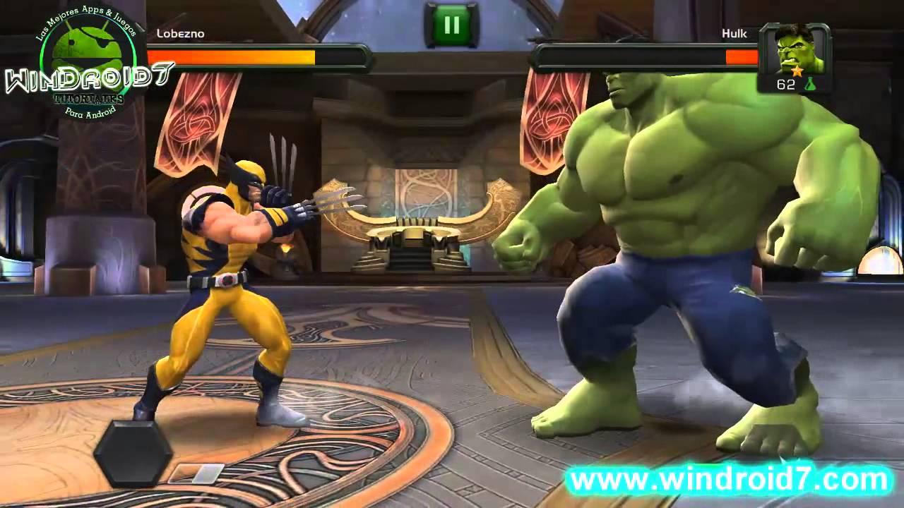 Giochi simili a Tekken per Android [I migliori giochi di combattimenti e combattimenti] 8