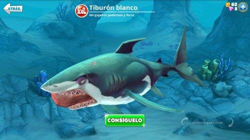 I migliori giochi di squali per Android 1