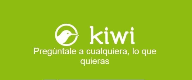 Scarica Kiwi per Android. Chiedi quello che vuoi ai tuoi amici 2