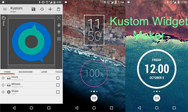 Quali sono i migliori widget per il tuo dispositivo Android? Elenco 2019 12