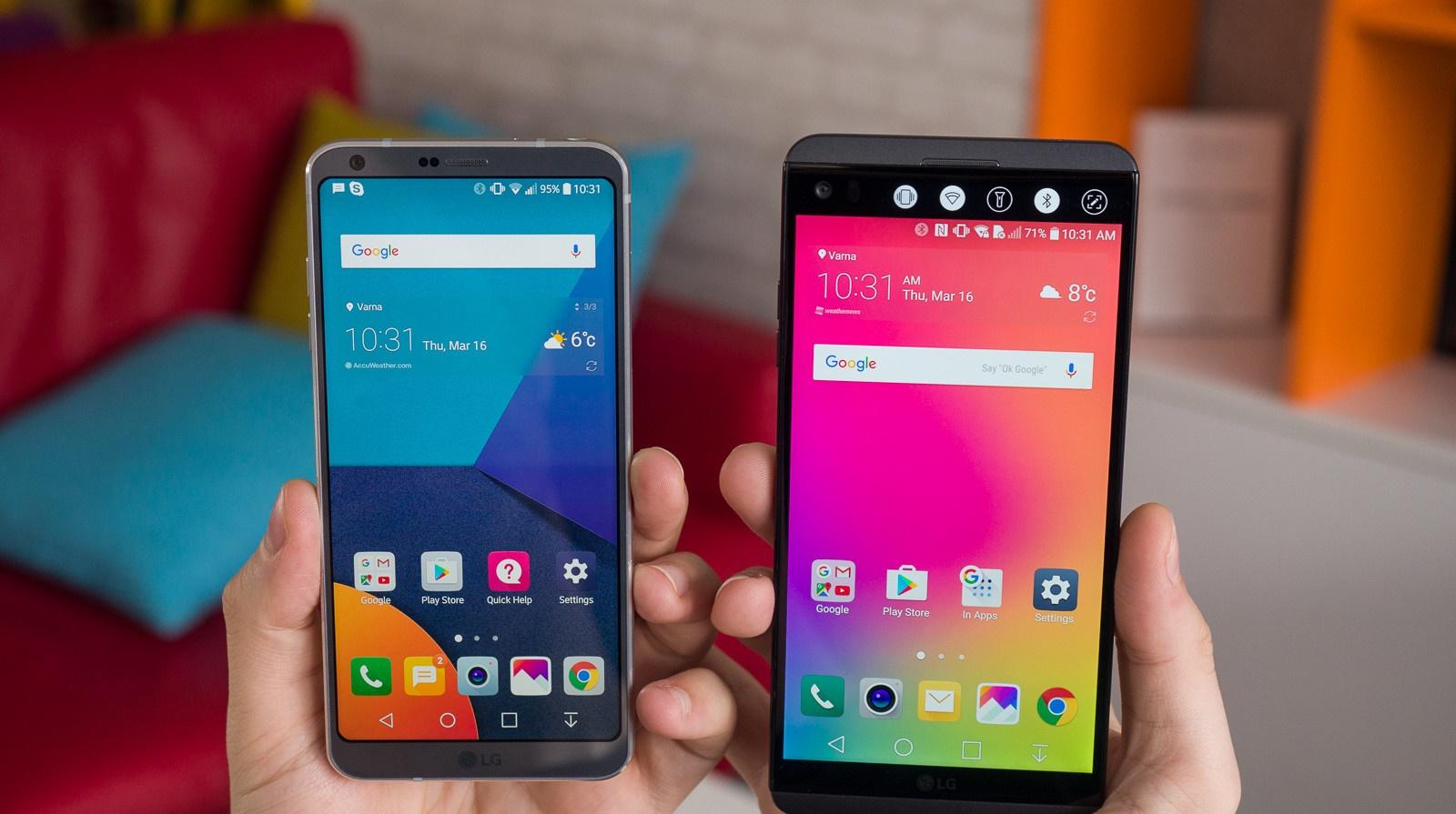 LG G6 vs LG G7: quale dovrei comprare? 1