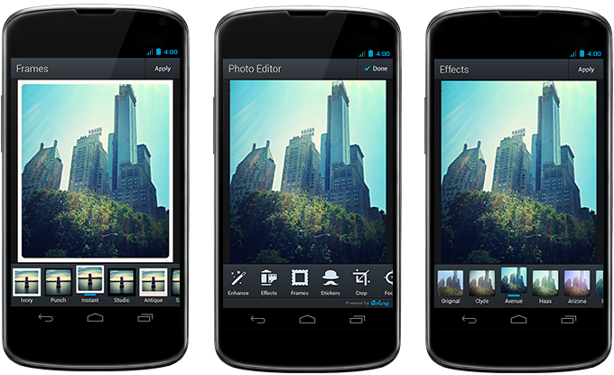 Le 3 migliori app per modificare le foto su Android 1