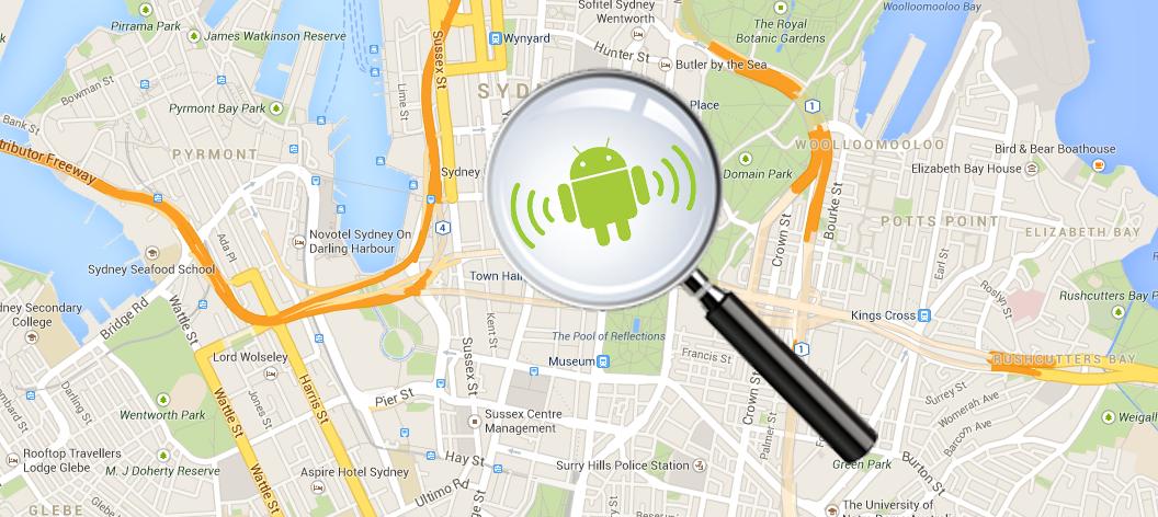 Le 5 migliori applicazioni per localizzare i cellulari 1
