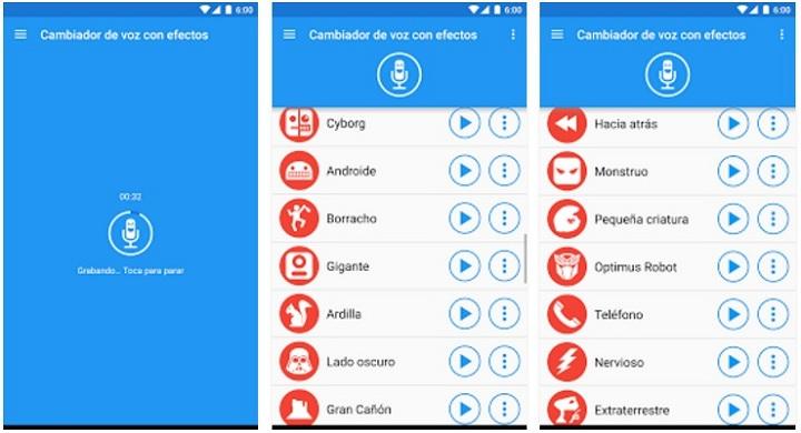 Le migliori app per cambiare voce su Android 1