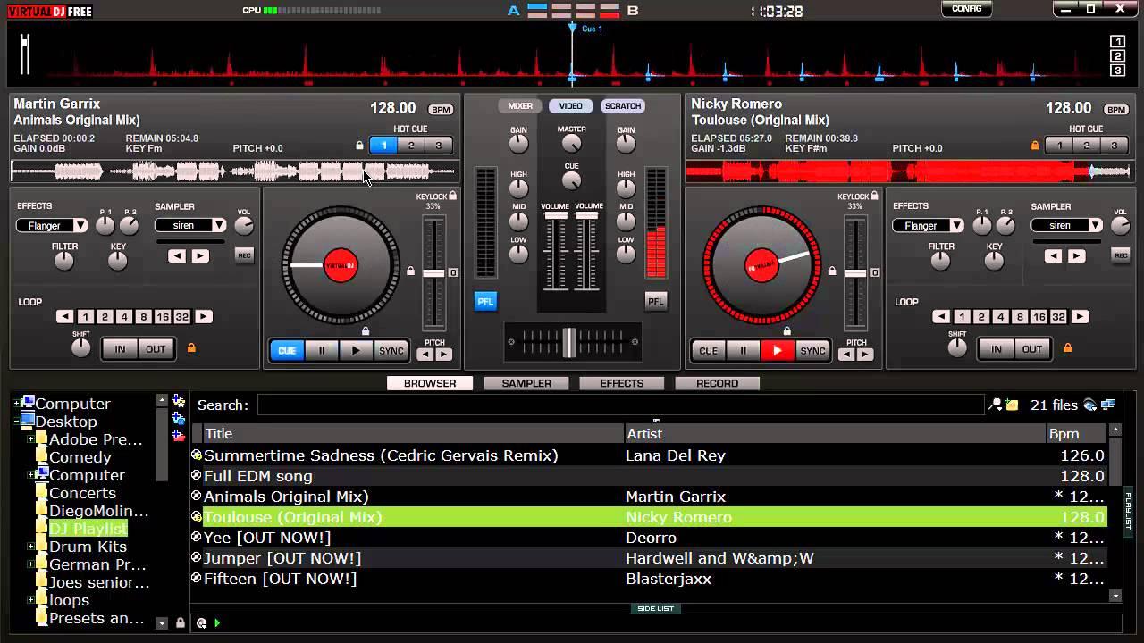 Le migliori applicazioni per mixare musica 1