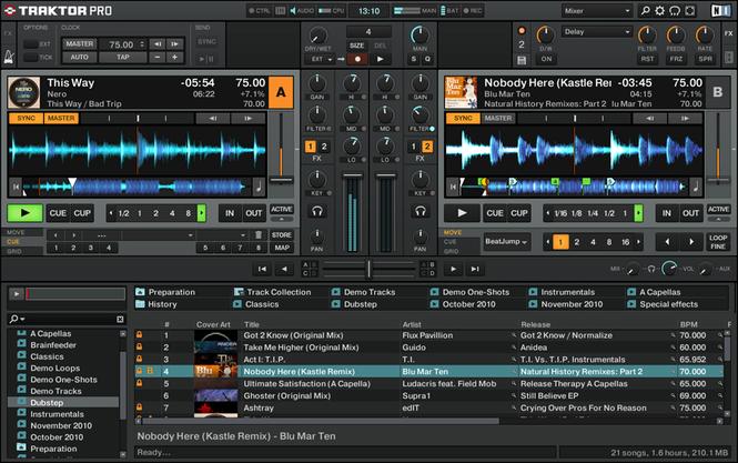 Le migliori applicazioni per mixare musica 3