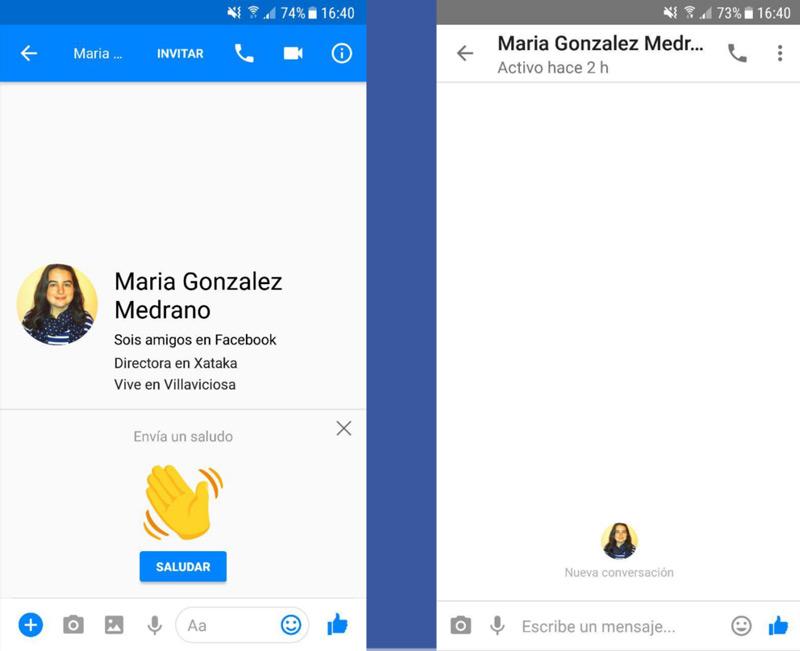 Quali sono le differenze tra le app di Facebook Messenger e Facebook Messenger Lite? 3