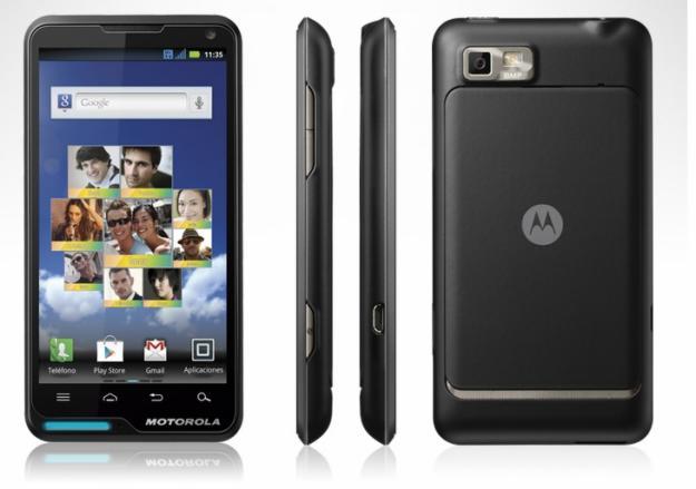 Come liberare memoria interna su un Motorola XT615 1