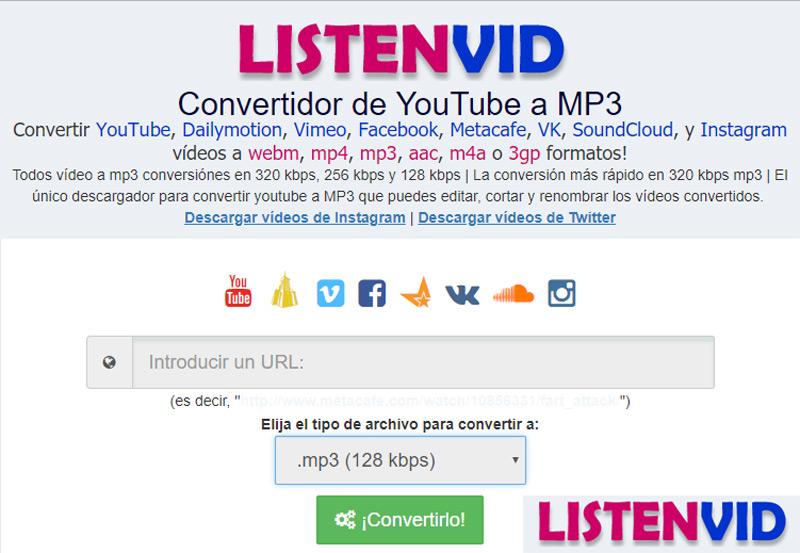 Quali sono i migliori convertitori video di YouTube in formato MP3 e MP4 gratuitamente? Elenco 2019 4