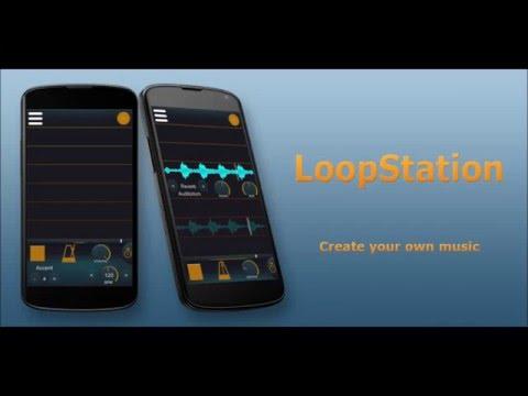 LoopStation - Looper: registra i tuoi brani con il tuo Android 1