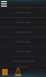 LoopStation - Looper: registra i tuoi brani con il tuo Android 2