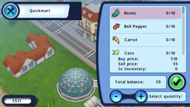 Scarica The Sims 3 per Java 1