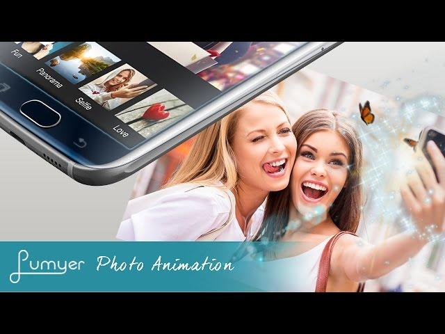 Scarica Lumyer per Android. Scatta foto con centinaia di effetti 1