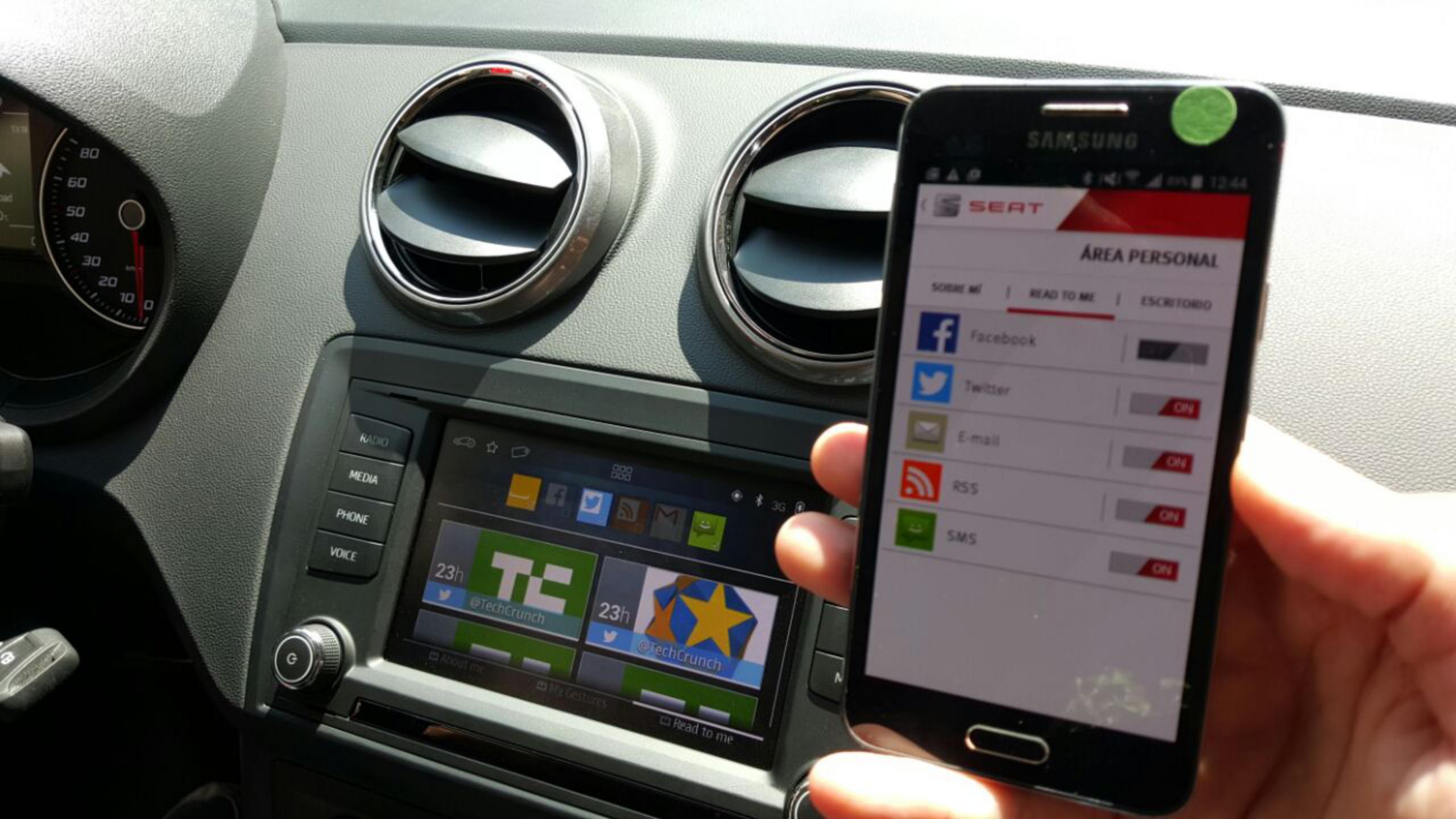 Mobile compatibile con MirrorLink 1