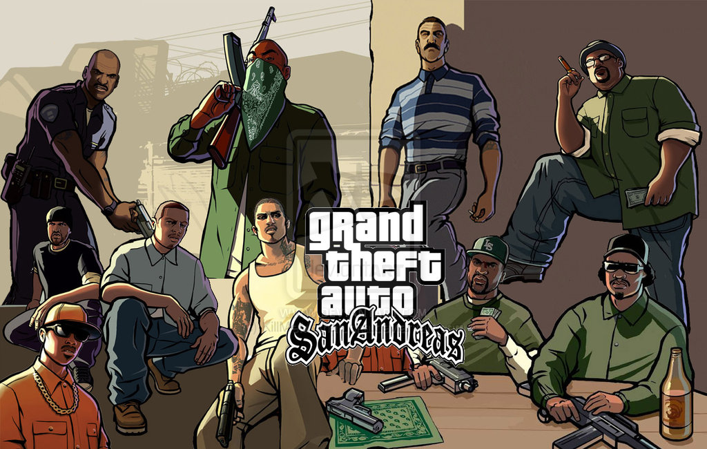 Scarica Cleo MODS GTA San Andreas per Android 1