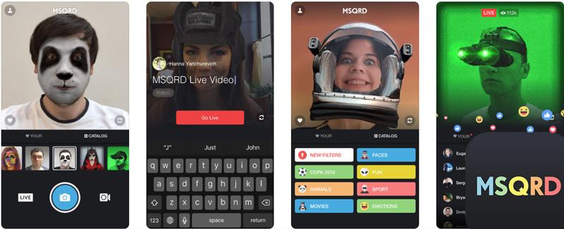 Quali sono le migliori applicazioni per cambiare volto su Android e iOS? Elenco 2019 11