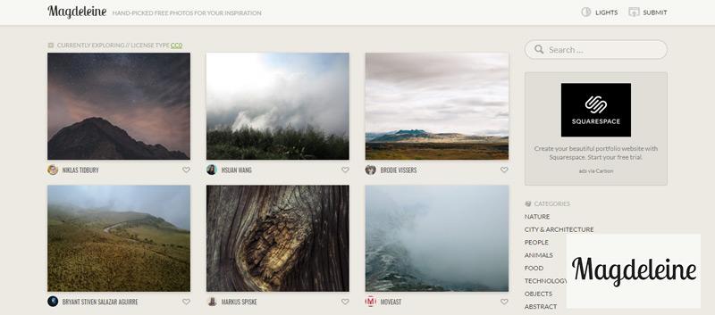 Quali sono i migliori siti Web per scaricare foto gratuite? Elenco 2019 11