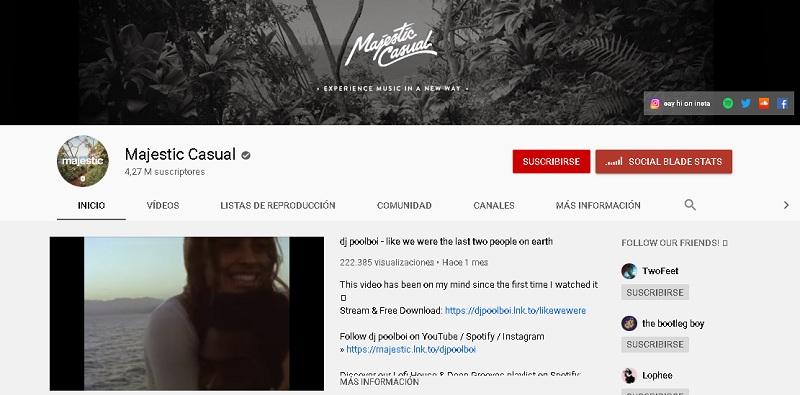 Quali sono i migliori siti Web e canali per scaricare musica per YouTube senza copyright o copyright totalmente gratuiti? Elenco 2019 14