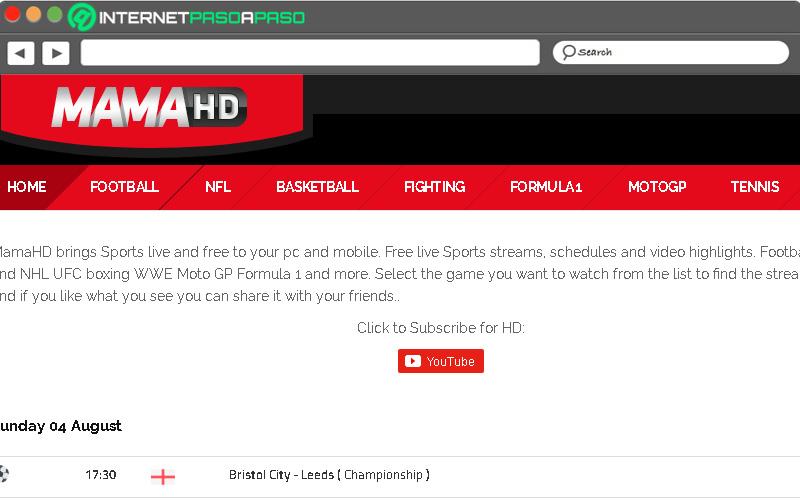 Red Card Online si chiude: quali siti Web alternativi per guardare tutto il calcio online e gratuitamente sono ancora aperti? Elenco 2019 9