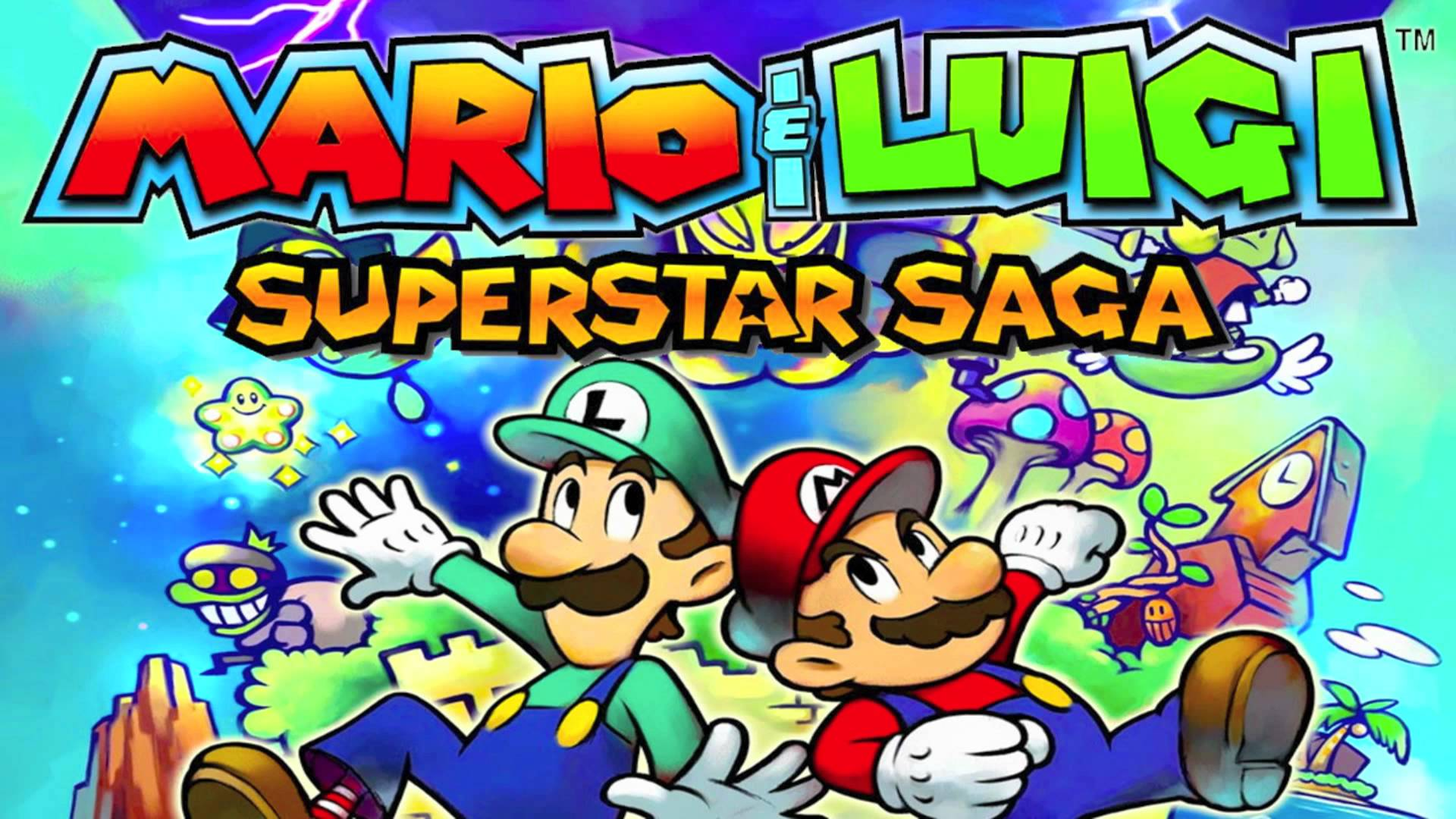 Scarica Mario e Luigi Superstar Saga per Android 1